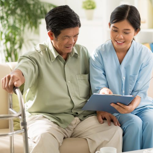 Hospital to home care in Northern Virginia