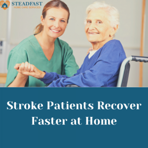 Stroke Patients Recover Faster at Home